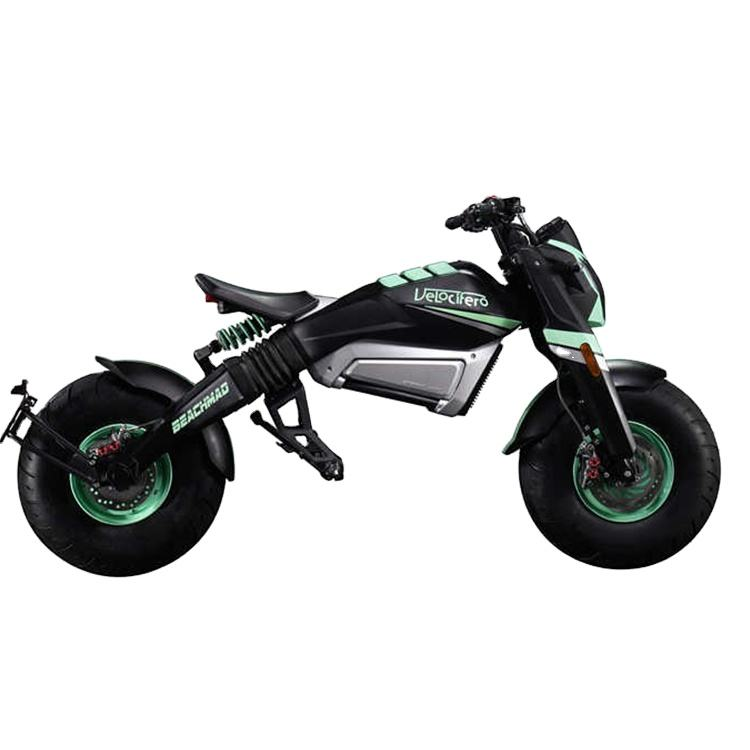 BEACHMAD powerful 2020 hot trendy electric motorcycle with EEC and CE