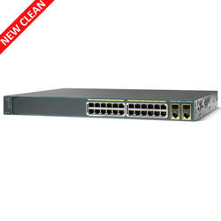 NEW WS-C2960-24PC-L 24 port POE  switch Ethernet networking