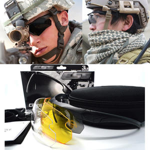 Spot wholesale tactical bulletproof CS goggles riding glasses military fans explosion-proof shooting security glasses