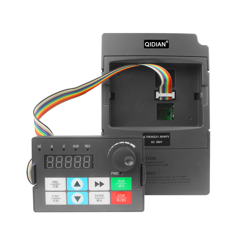 Ac Drive 1 Phase 220v Frequency Converter Controller 3 Phase 380v Inverter Low Frequency Inverter