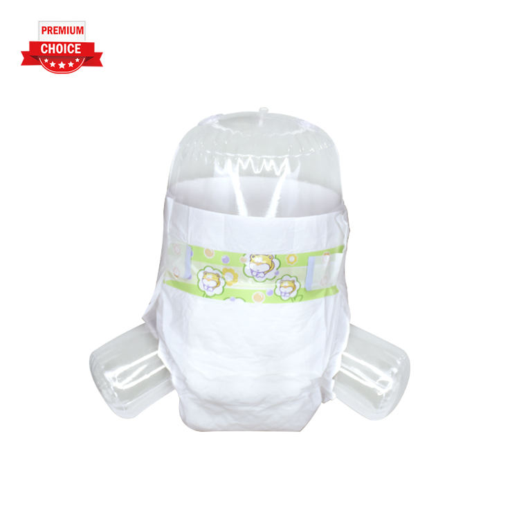 Mass Stock A Grade Baby Diaper Low Price Usable Wholesale