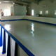 High Density PE material Market synthetic ice rink artificial ice skating
