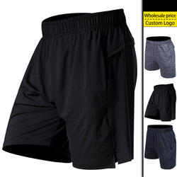 Mens Outdoor Running Shorts Man sportswear  Casual quick dry