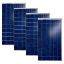 260-275 watts 60 pieces Manufacturers make polysilicon solar panels to sell