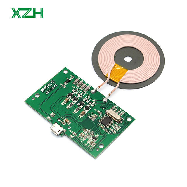 One Step Pcba Service Pcb Assembly,Wireless Charger PCBA