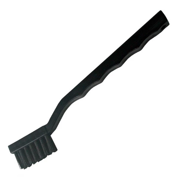 YP-H01-M high quality Tooth Type Small cleaning brush /180*35*16mm ESD Brush/ ESD Brush Black Antistatic Bushes