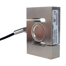 Cheap 5kg 50kg 100kg 200kg 500kg 1000kg 2000kg 5000kg Weight Sensor Push Pull Strain Gauge Tension Compression S Type Load Cell