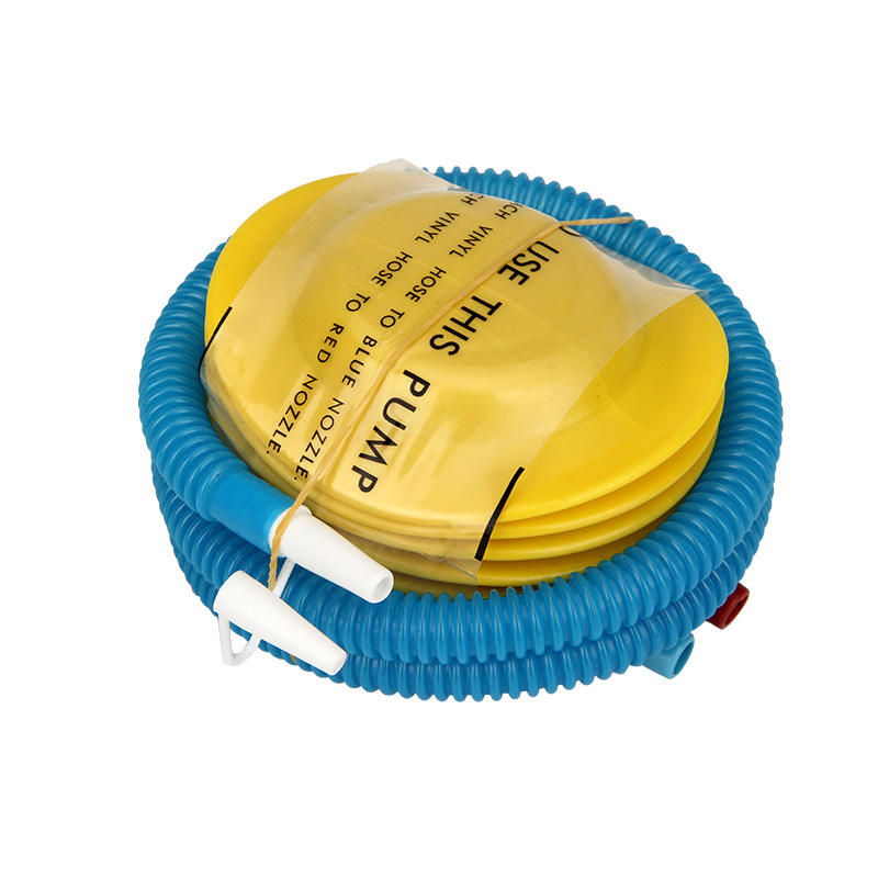 Wholesale plastic air pump for inflatable product