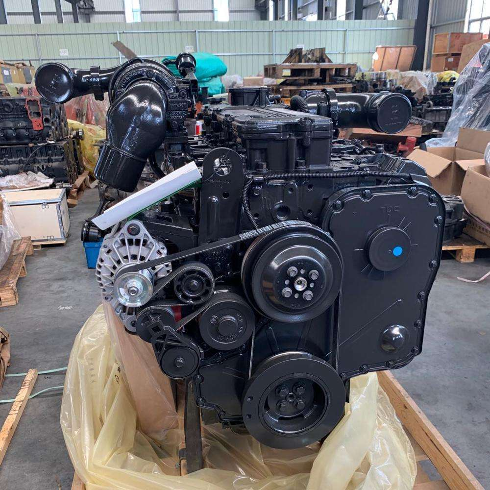 6 cylinder QSC/QSL 8.3 280 HP Diesel Engine Replacement Parts for construction machinery