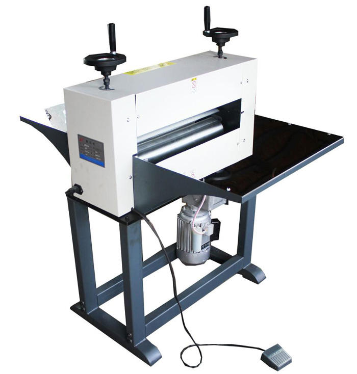 mq500 electric small flatbed carton paper envelope die cutter