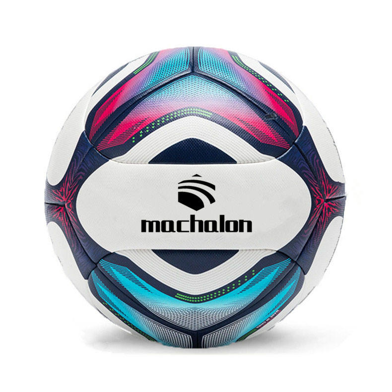 New school training PU soccer balls theram bonding seamless adult futbol soccer balls custom training football soccer