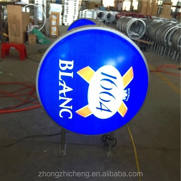 LED PROJECTION BOXOUTDOOR WATERPROOF SHOP SIGNVINYL GRAPHIC