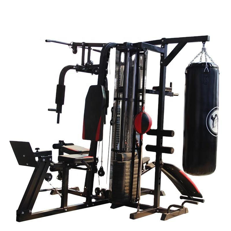 Totaal Sport Amerika Home Gym Fitness Apparatuur Multifunctionele Station