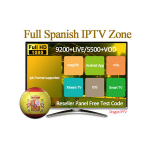 2020 IPTV 1 Year Code Spanish IPTV Free Test Code 10000+ live Sport Channels Spanish IPTV Support Android M*g VLC Smart TV m3u