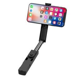 hot sale bluetooth wireless flexible mini scalable 1.2m universal take photo selfie stick for iphone android