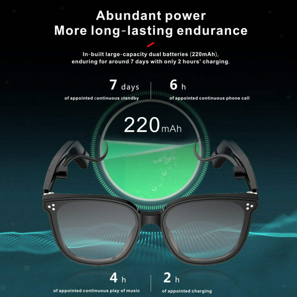 Directional Sound Smart Sunglasses Smart Sunglass Wireless Sunglasses 2021