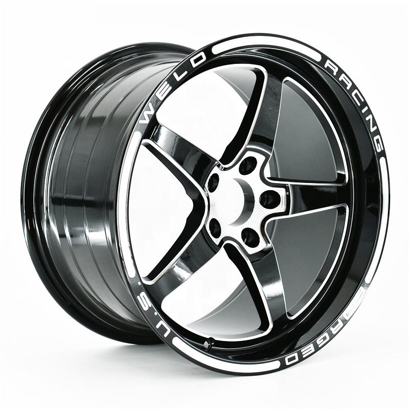 New Customized Coating Offroad Aluminum Alloy wheel Rim 18 inch 6 Hole Price