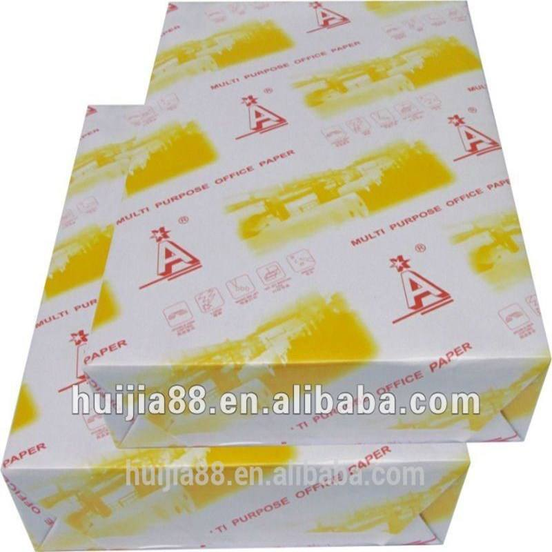 Factory Direct Wholesale Low Price A4 Copy Paper 1000 Rams 80gsm 160 CIE Custom Color