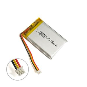 Small 603450 3.7V 1050mAh Lipo Bbattery Rechargeable Battery for RC Car, Power Tool