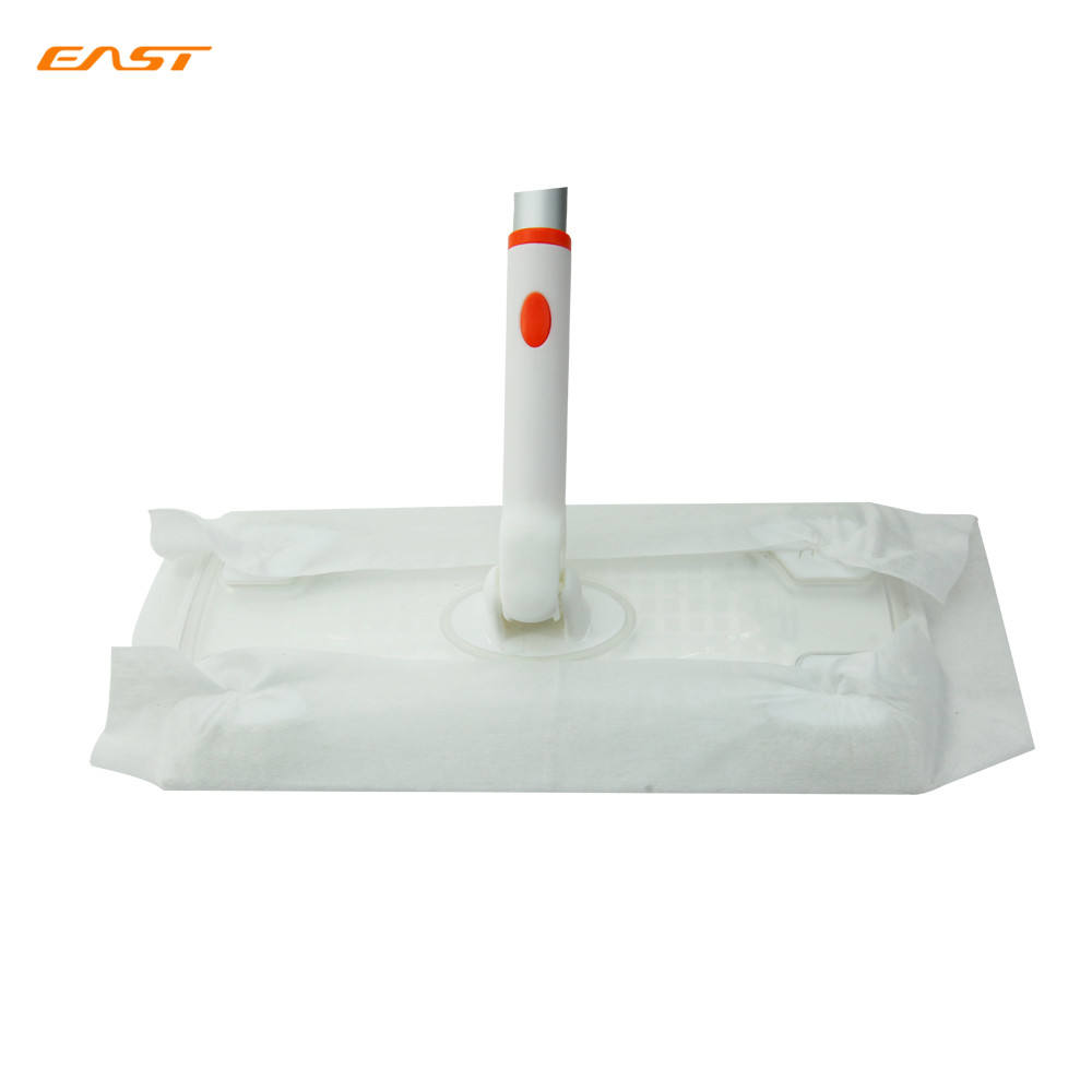 2019 new one-time use cloth, disposable floor mops, nonwoven mop for cleaning