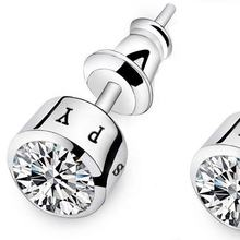 Boys earrings white gold diamond stud earrings for boys cool diamond stud earrings for men