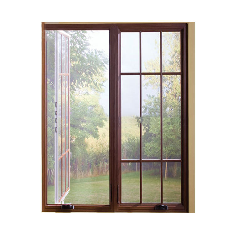 Veka brand pvc windows and doors insulated upvc windows in shanghai supplier