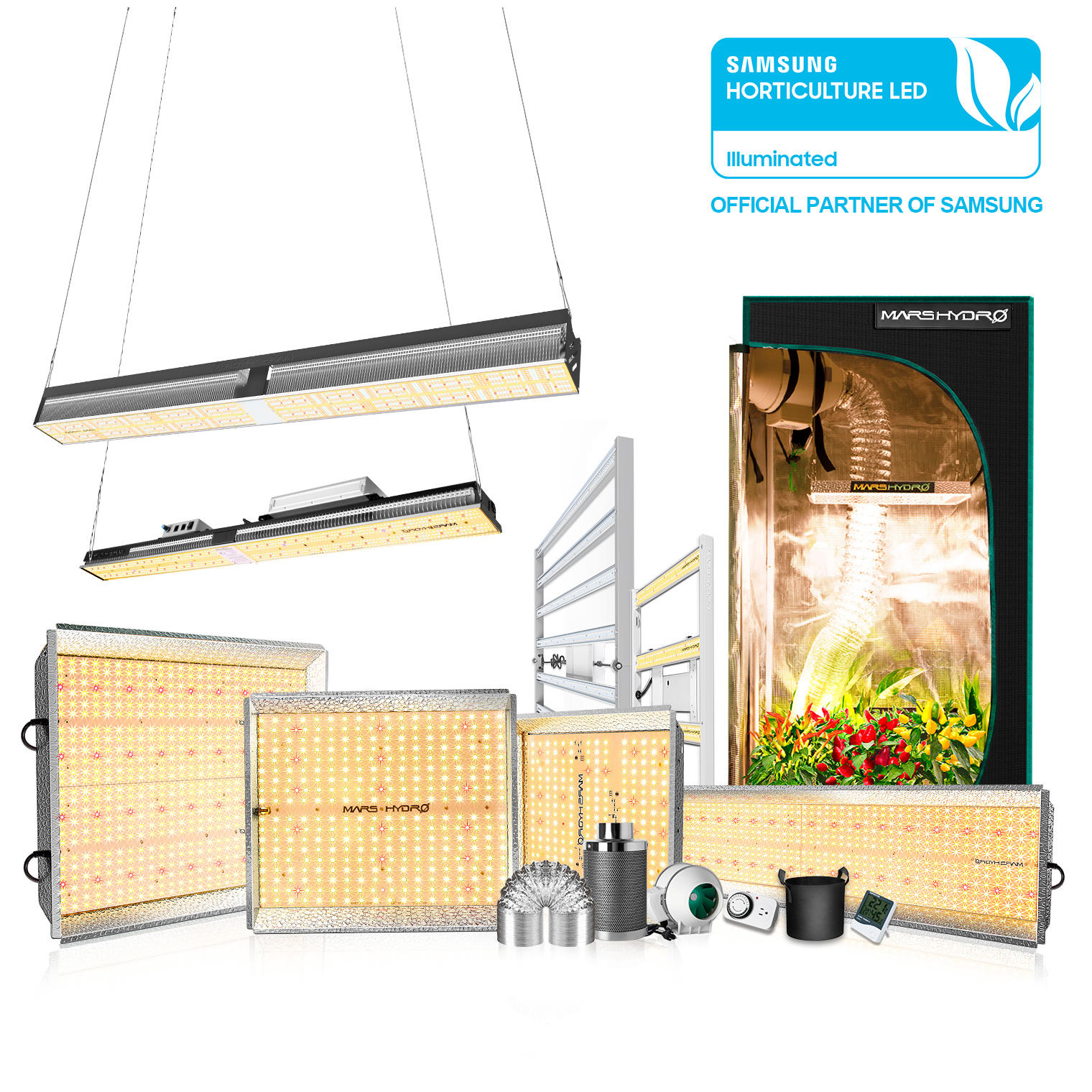Free Shipping USA UK CAN EU RU Warehouse LED Grow Light Full Spectrum Greenhouse Led grow lights Indoor Grow light For Planting