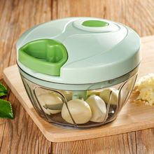 Smile mom  Plastic Manual Vegetable Slicer Cutter Chopper for Kitchen