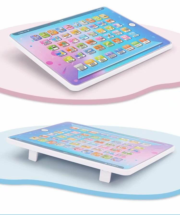 2020 Kids Education Touch Scree language ABC study electronic baby learning tablet toys toys educational kids learning