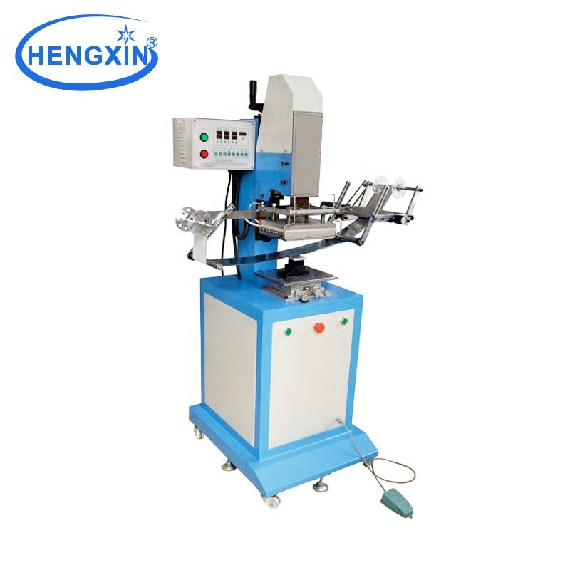 Leather Watch strap hot stamping machine