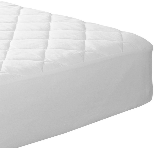 Wholesale Bedbug Proof Waterproof Quilted Mattress Protector Cover Protector for Home and Hotel