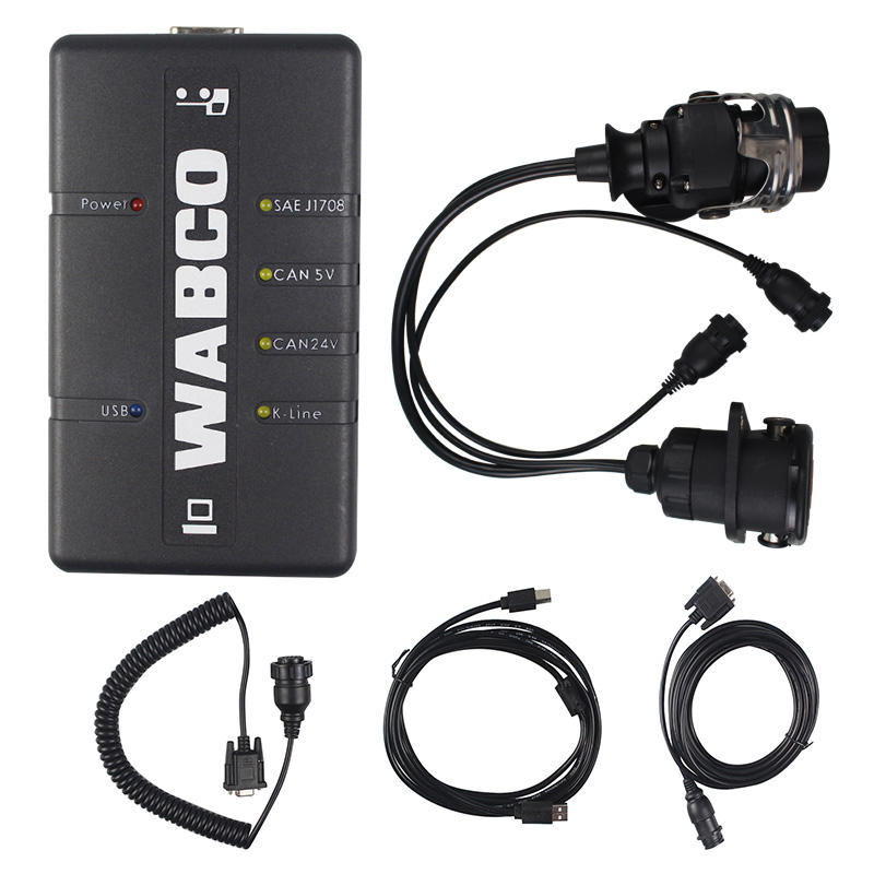 KIT DE DIAGNÓSTICO WABCO (WDI) WABCO Reboque eo Caminhão WABCO Heavy Duty <span class=keywords><strong>Scanner</strong></span> de Diagnóstico do <span class=keywords><strong>Scanner</strong></span>