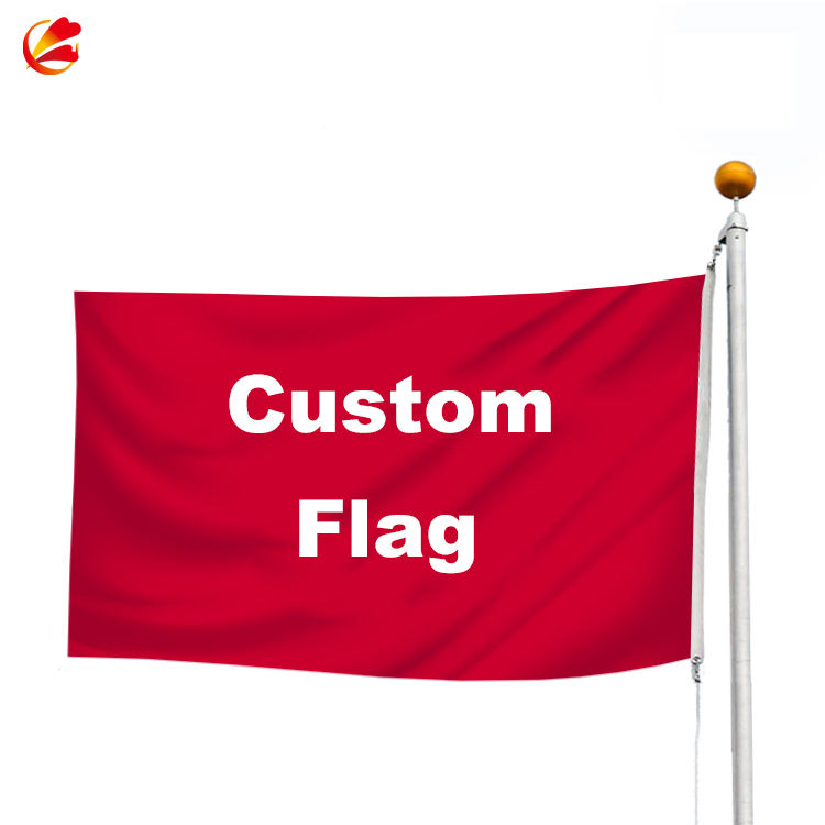 Wholesale high quality Custom flag Customized Logo Printing Flags