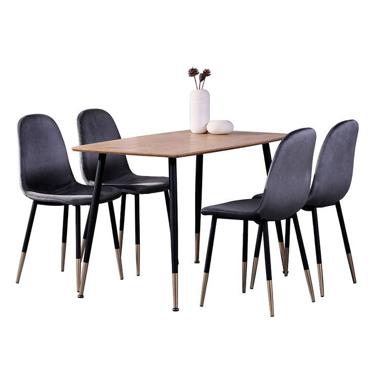 Hot Selling Dining Table Sets 4 Seater Dining Room Furniture