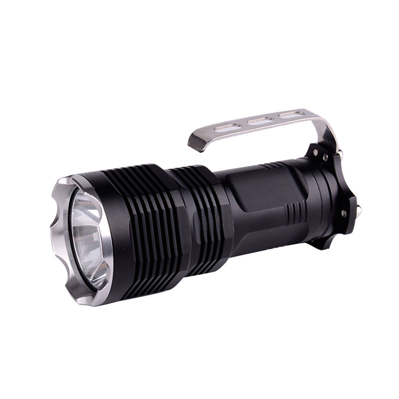 2020 Amazon Long Range XM-L2 U2 LED Super Bright Rechargeable Flashlight Aluminum High Power LED Searchlight For Outdoors