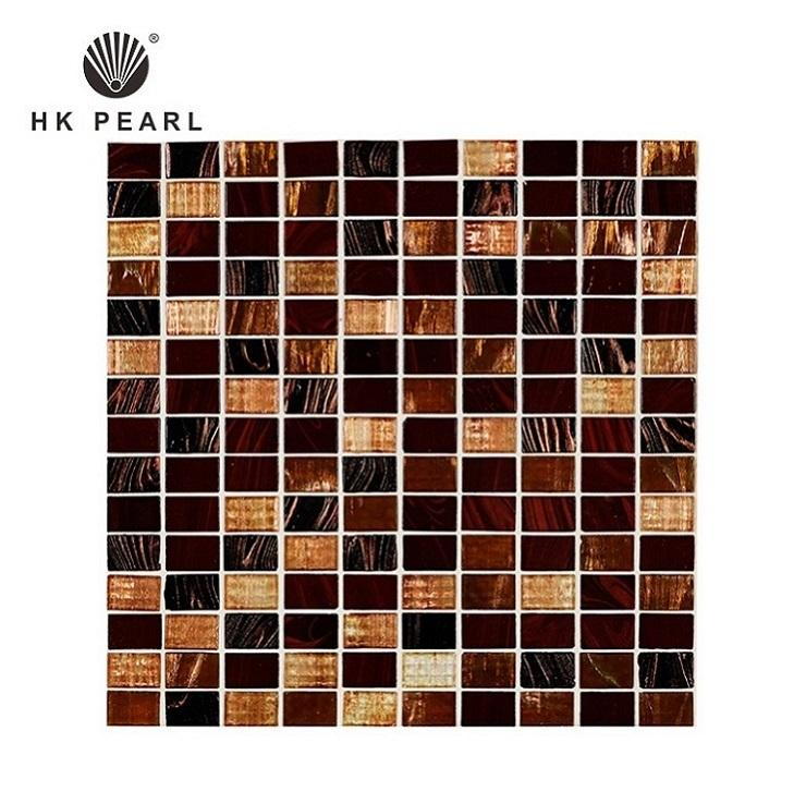 China Manufacture Outdoor Sheet Size 324X324MM Wall Mosaic Tile Subway Tile