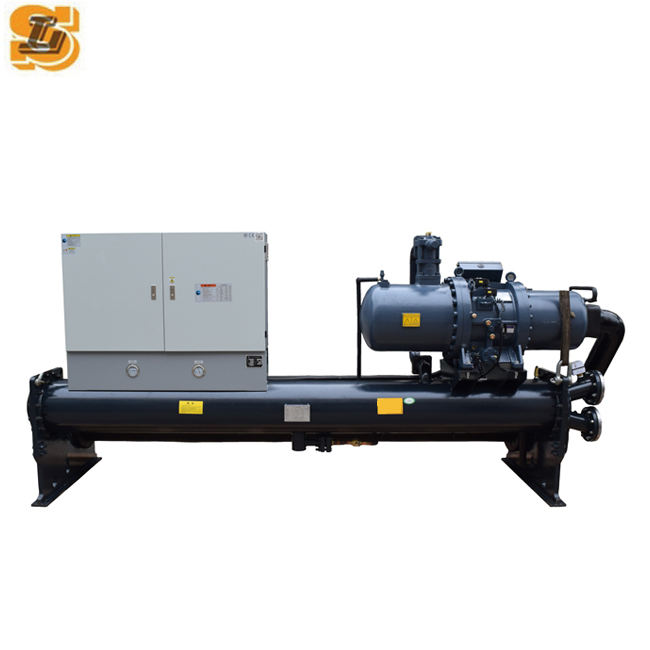 Energy-saving Advanced first class environment friendly air cooled industrial water chiller