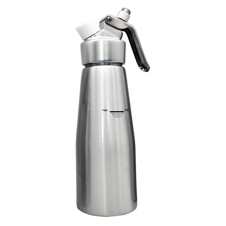 <span class=keywords><strong>Umweltfreundliche</strong></span> 250ml/500ml/1000ml aluminium schlagsahne dispenser/edelstahl creme whipper