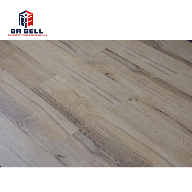 European parquet wood flooring high quality hdf indoor easy install laminate floating floor tiles