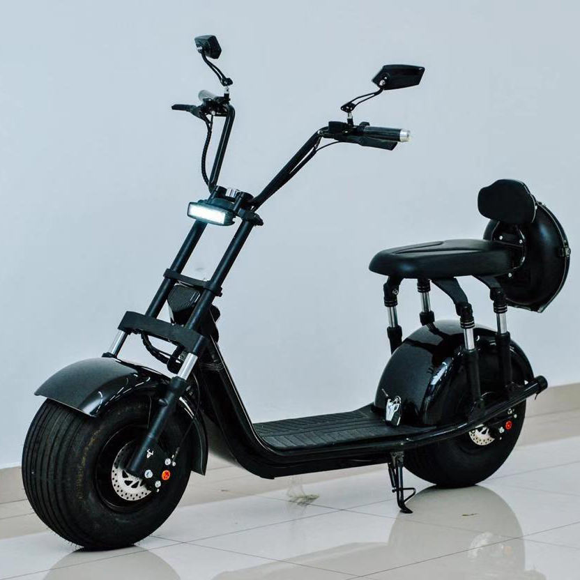 European Dropshipping 2000w Citycoco Electric Motorcycle Scooter