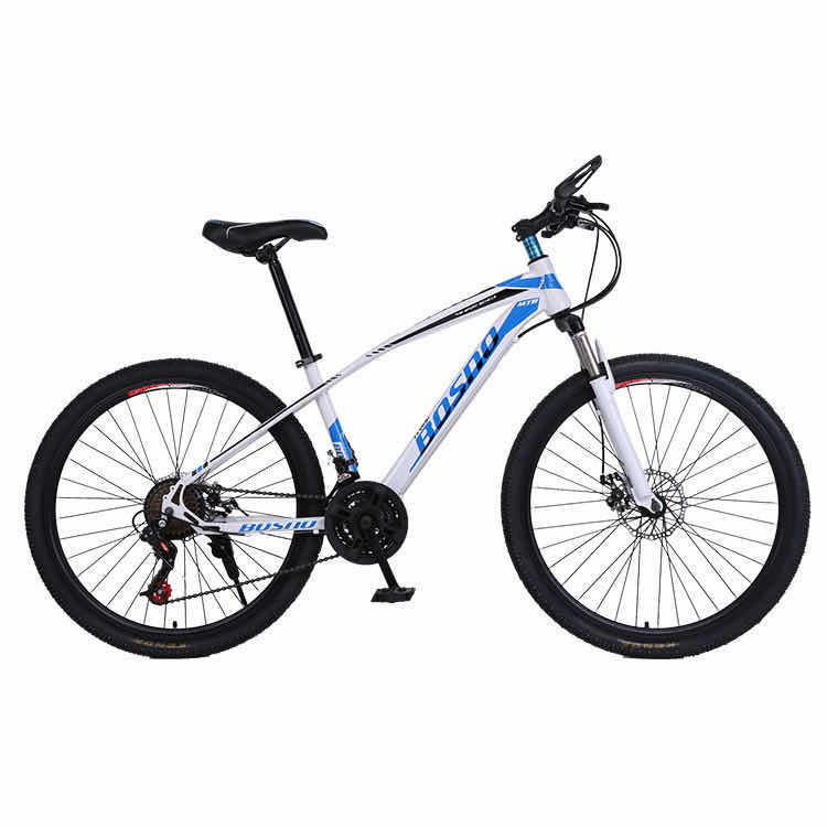 "New mountain bike 26 ""21 speed front and rear double disc"