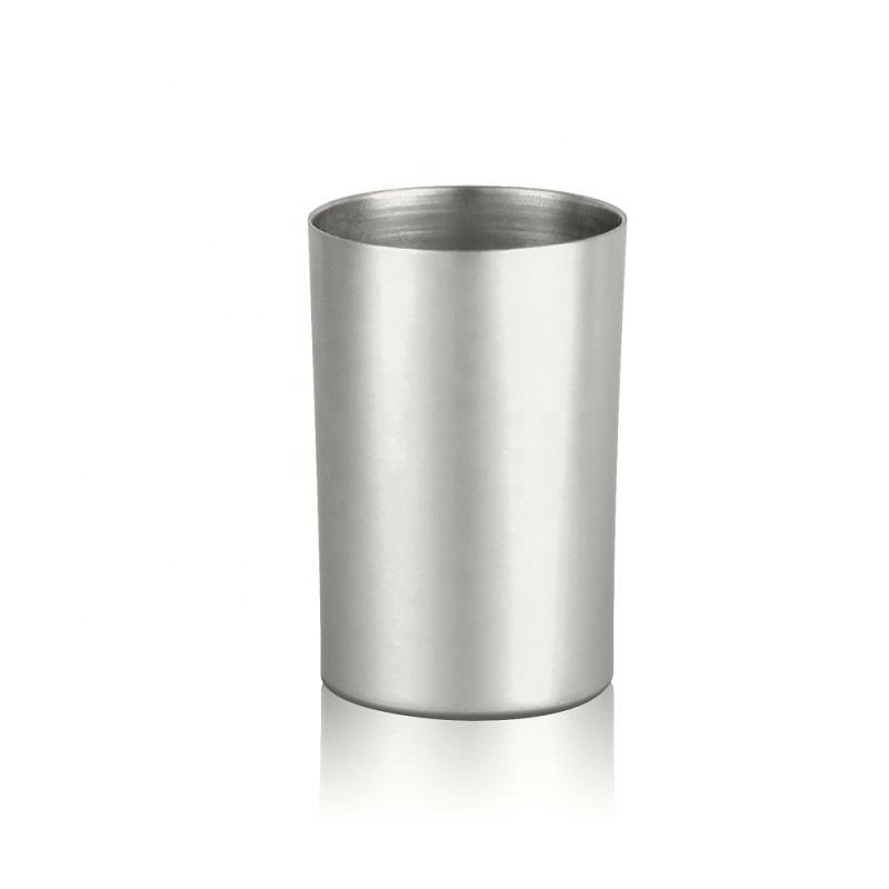 Free Sample Premium Innovations Drinking Cup Metal Aluminum Cup
