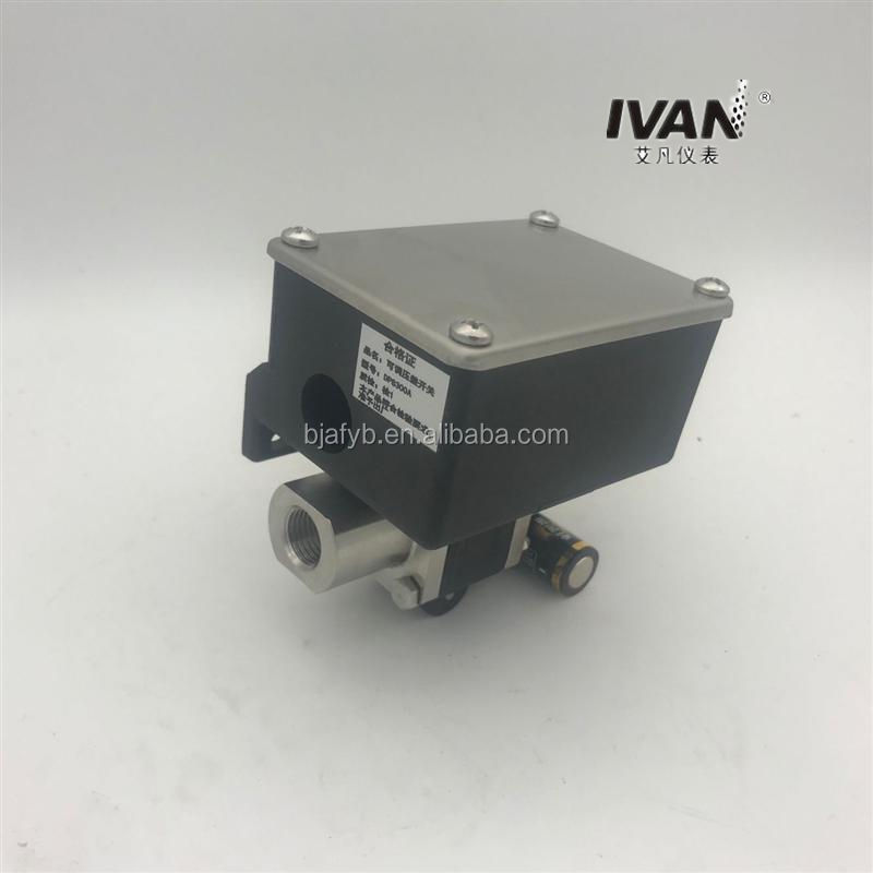 OEM Water flow differential pressure switch