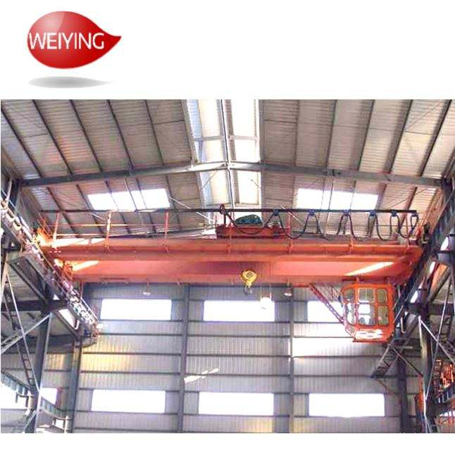 Design And Supply 10Ton Workshop 200Ton Bridge Overhead Crane In China