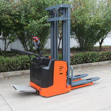 Electric pallet stacker 1500kg 2000kg Lifting up 3000mm to 6000mm