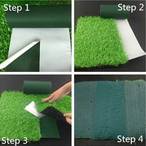 Lawn Tape  Self Adhesive Joining Green Tape Synthetic Lawn Grass Artificial Turf Seaming  Grass Tape