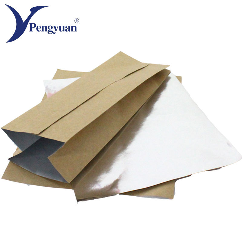 Competitive price laminated wrapping aluminum foil Kraft Paper