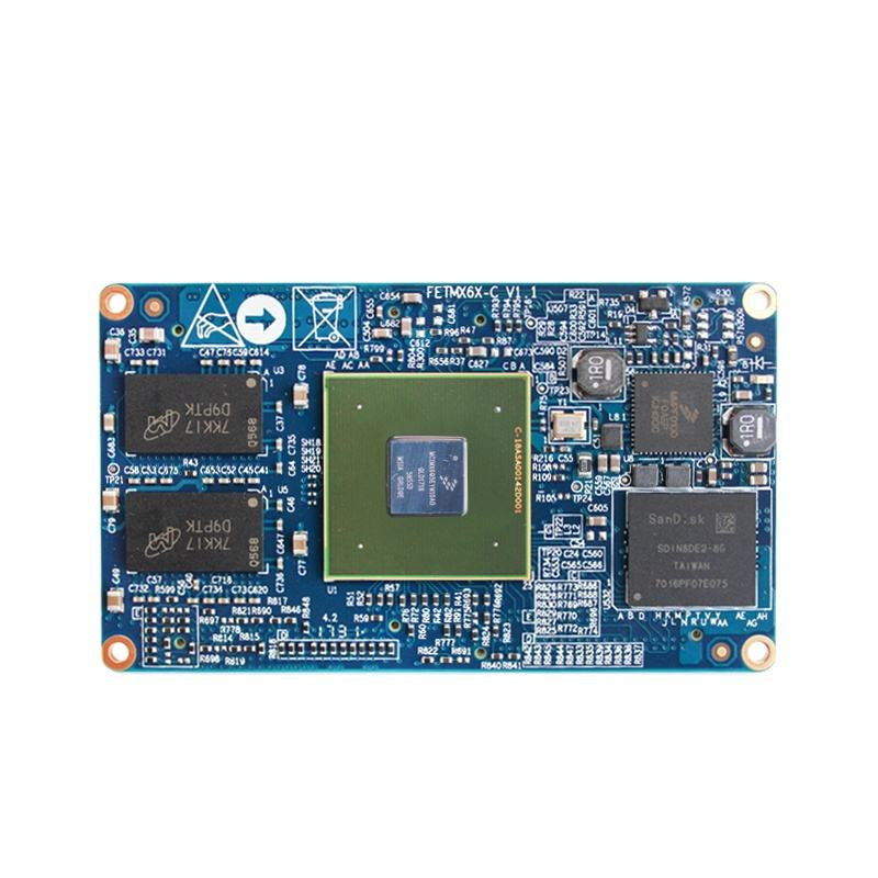 I.MX6 Quad Core CPU Board ARM Cortex A9 SoM support MIPI_CSI and MIPI_DSI