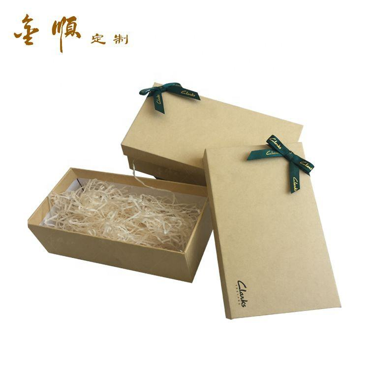 Eco Friendly Custom Lid and Base Gift Box For Jewelry /Watch / Bow Tie /Belt Accessory Packaging Box