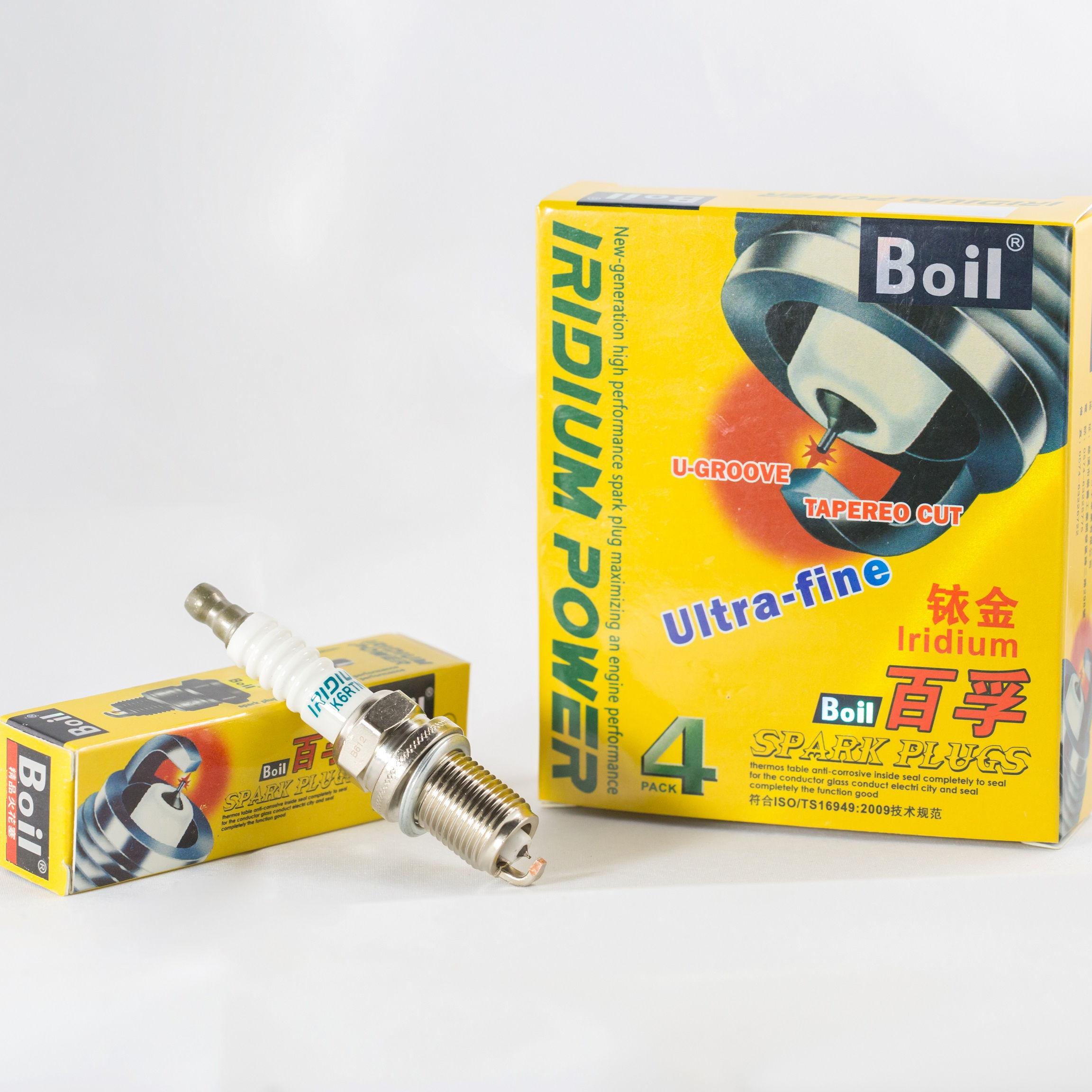 Buj/ía NGK 7090 BKR5EGP G-Power 4 unidades
